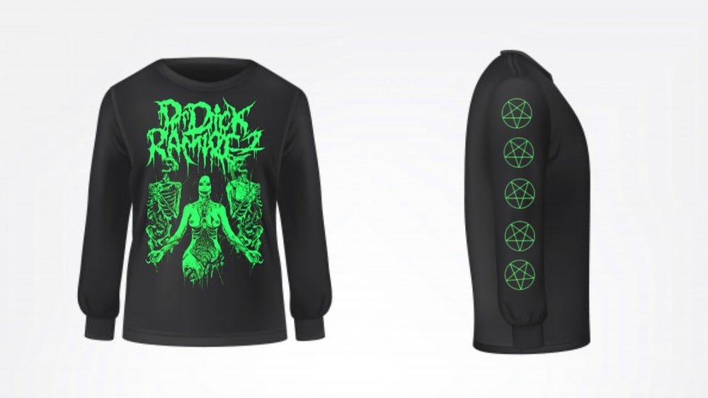 """Image of *PRE ORDER* Limited Edition """"Succubus"""" Long Sleeve"""