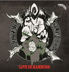 Image of In Stock. LP. The Guitar Slingers : Live In Hamburg.   Limited Edition 300 copies.