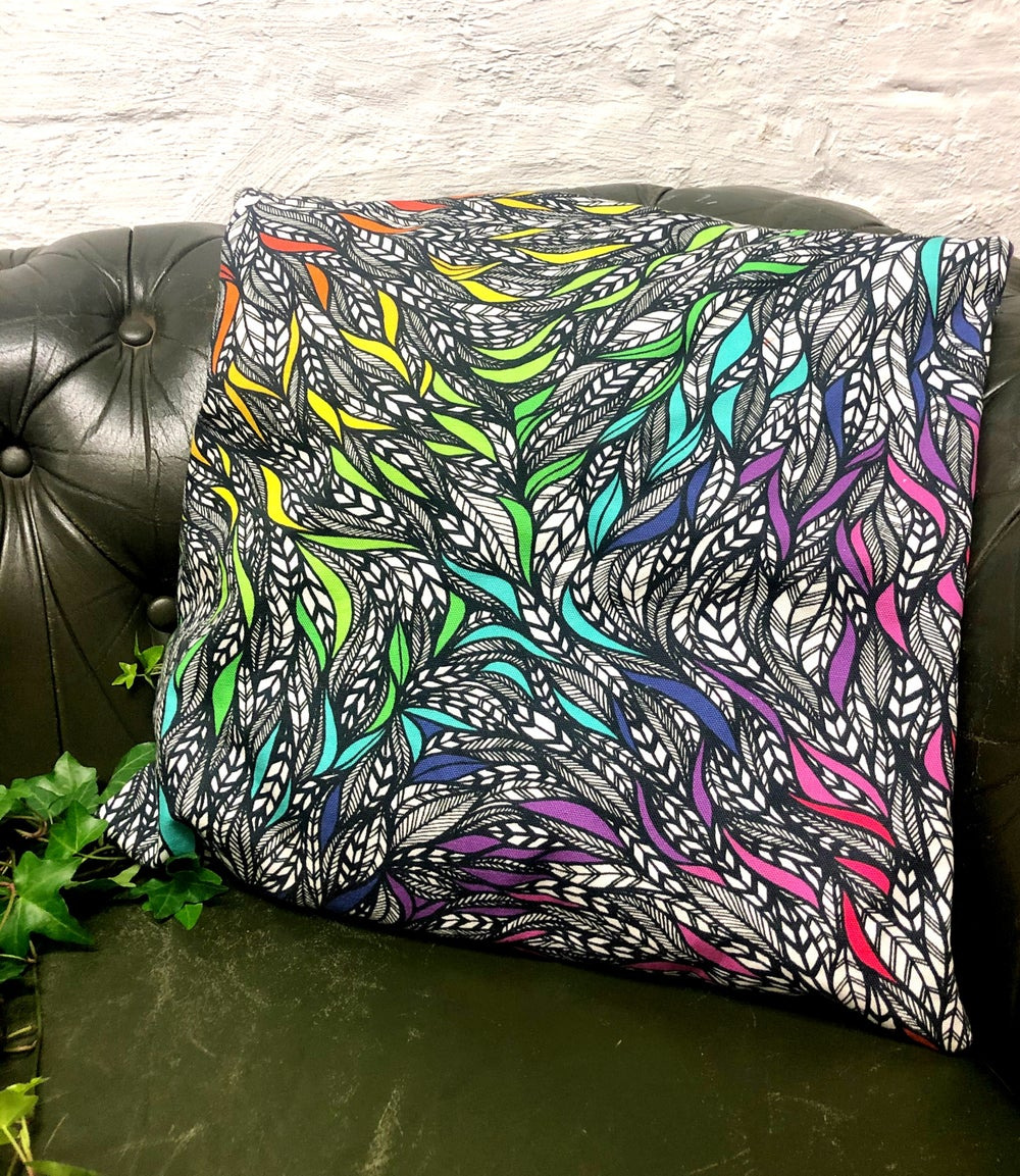 Image of Feather cushions