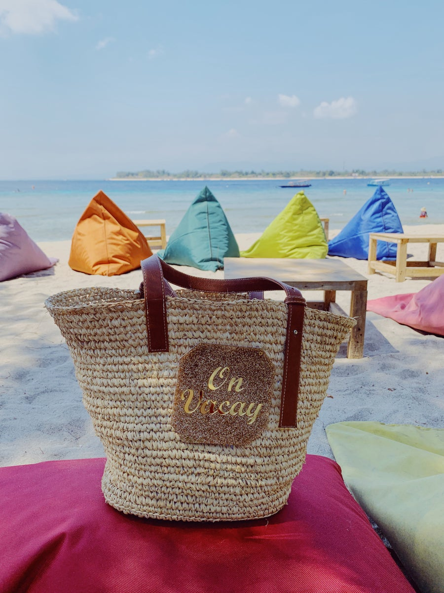 Image of The Basket Bag