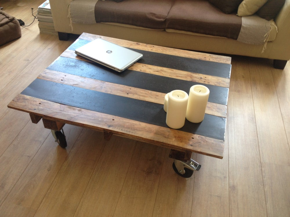 Image of ★ Table Basse - Palette ★ Sur commande