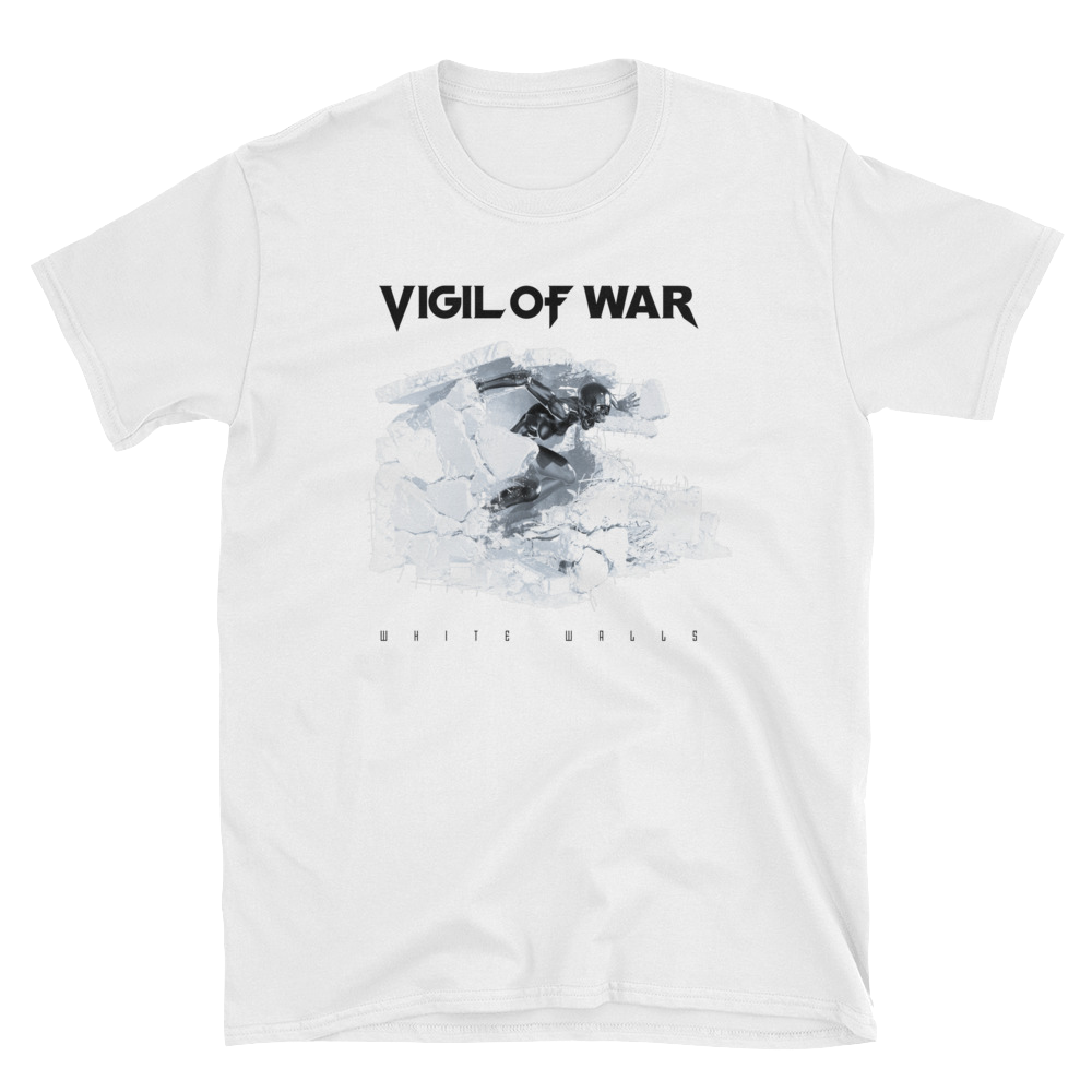 Image of NEW!! WHITE WALLS T-Shirt-FREE shipping to U.S.A and Europe