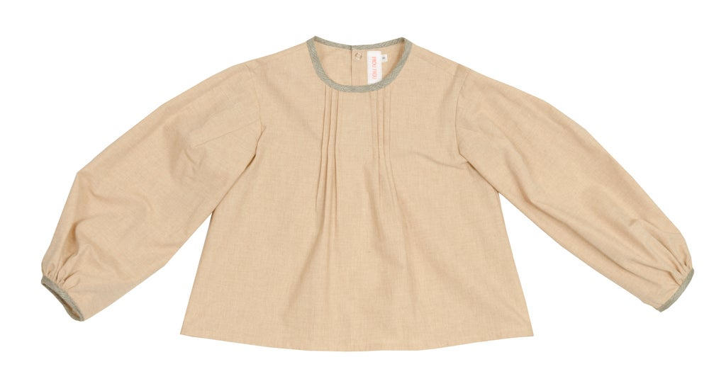 Image of blouse FLORENCE IN WINTER
