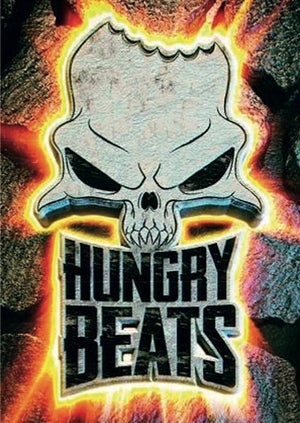 Image of Hungry Beats Sticker