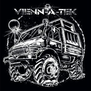 Image of Vienna-a-tek  Unimog Sticker