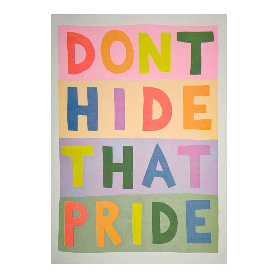 Image of Don't Hide That Pride