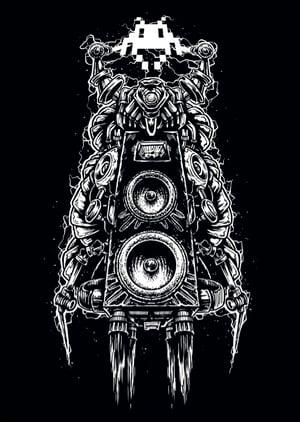 Image of Speakerboxxx2 Sticker