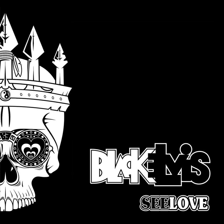 Image of Blackelvis 'See Love' EP