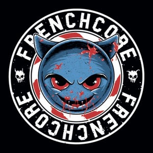 Image of Frenchcore Devil Emoji Sticker