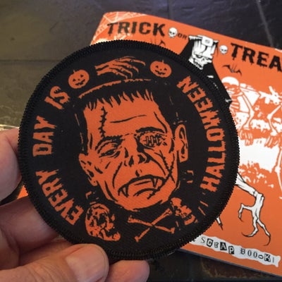 Image of Every day is Halloween - PATCH