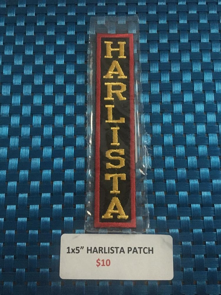 Image of Harlista Patch (Vertical)