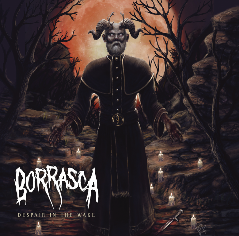"Image of Borrasca ""Despair in the Wake"" EP"