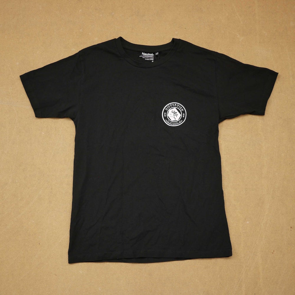 Image of Black Chest Logo T-Shirt