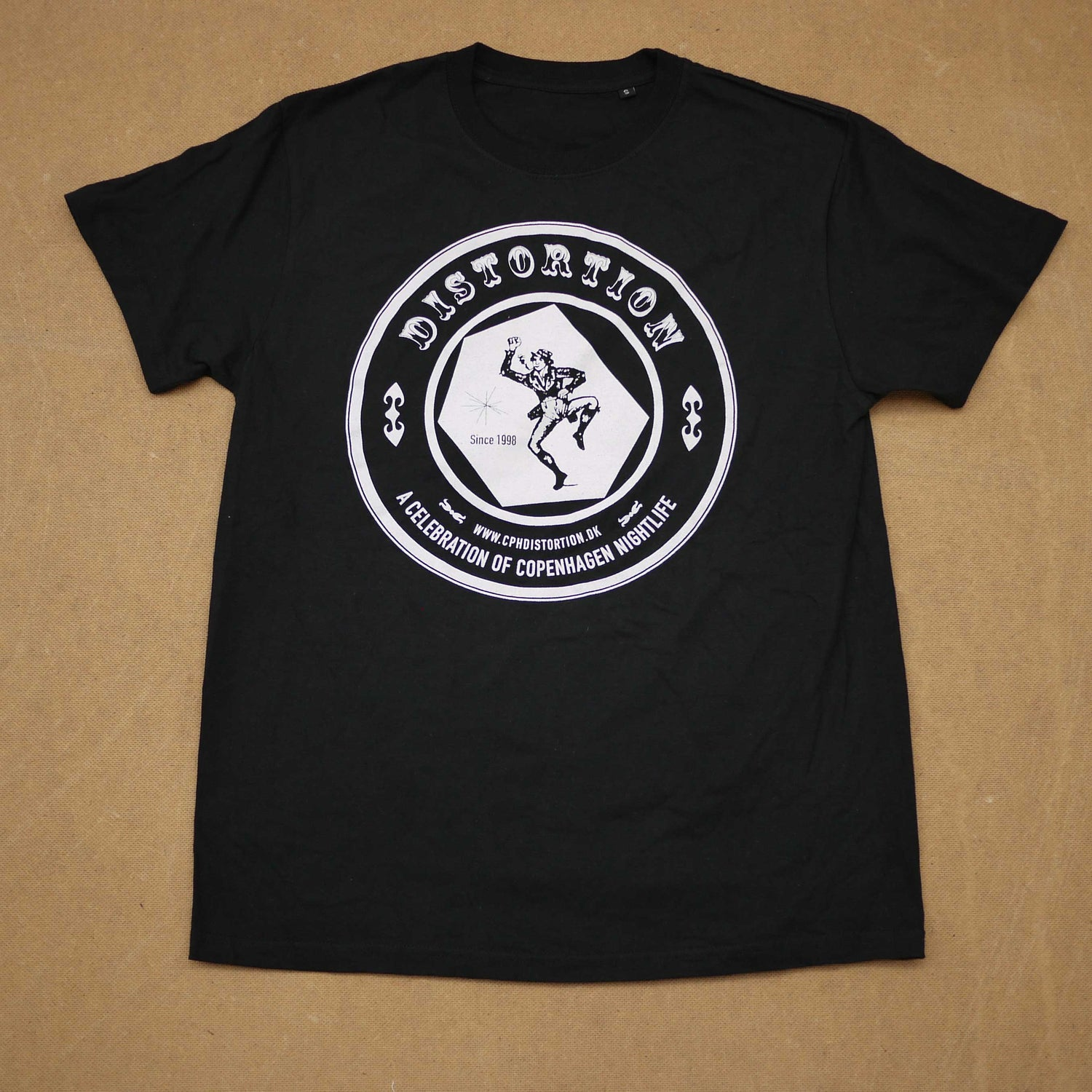 Image of Black Logo T-Shirt