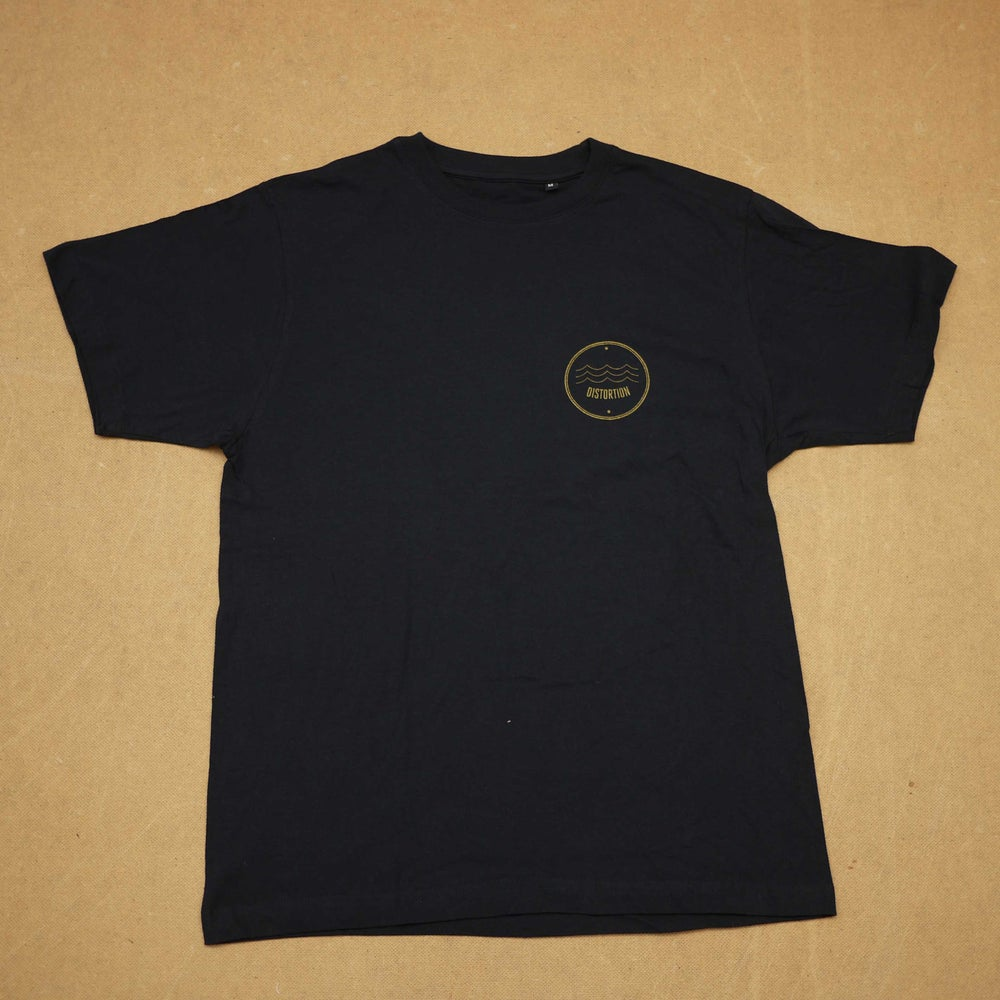Image of Dark Blue Swim T-Shirt