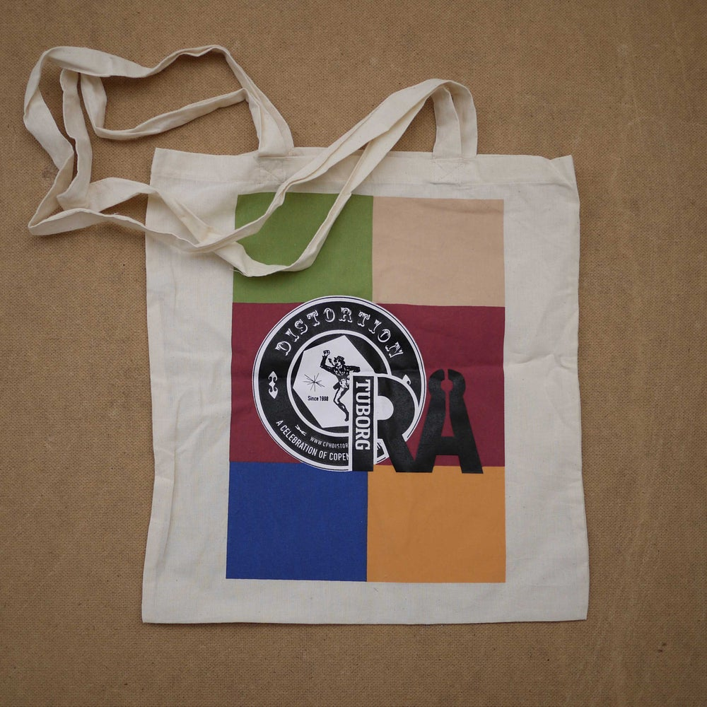 Image of Colored Tote Bag