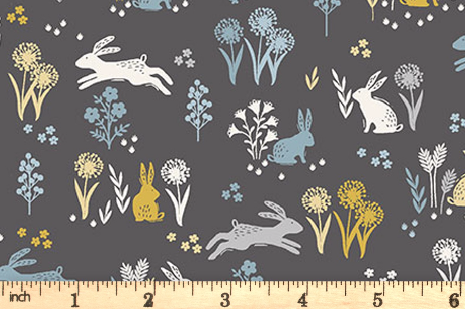 Image of Grove Rabbits Grey Shade 30cm