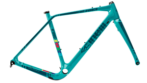 Image of Cinelli King Zydeco Frame Set