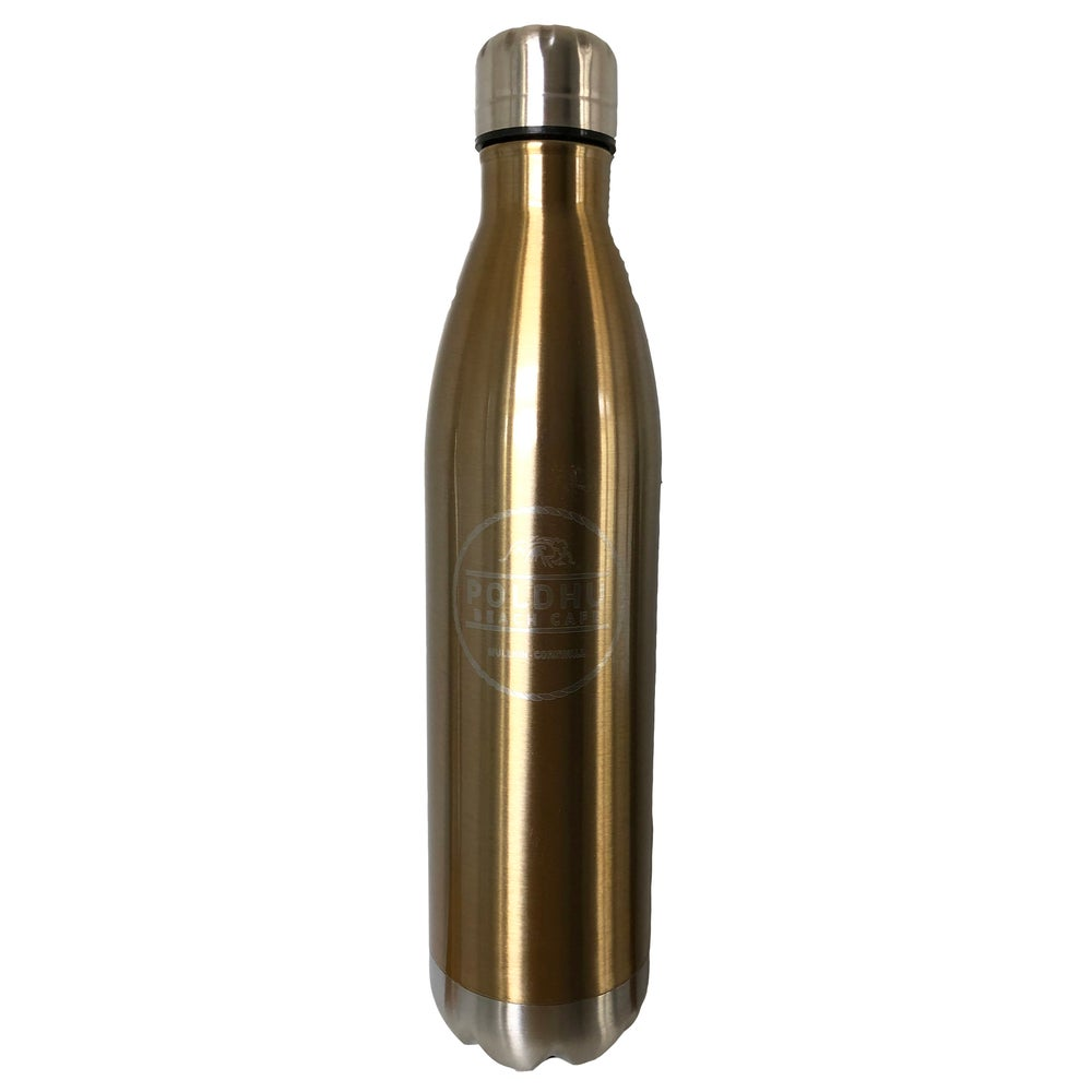 Vacuum Bottle 1Litre - Gold
