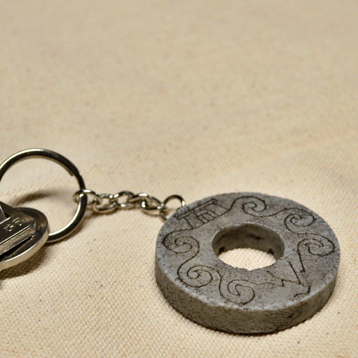 Image of Worldstone keychain