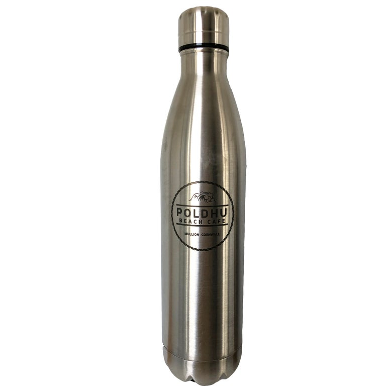 Image of Vacuum Bottle 1Litre - Silver