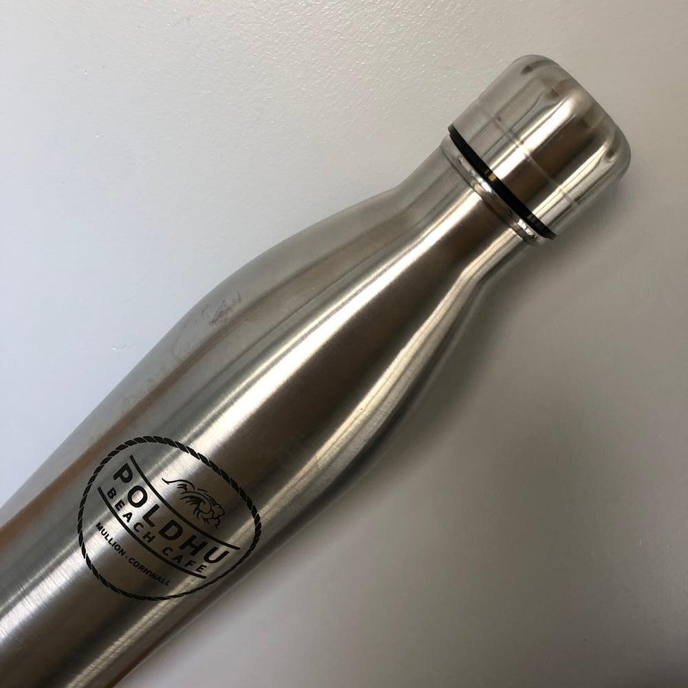 Vacuum Bottle 1Litre - Silver