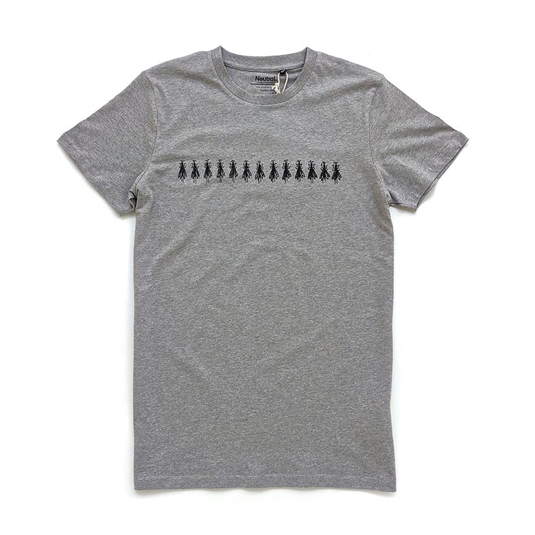 Image of T-shirt 13 Grey