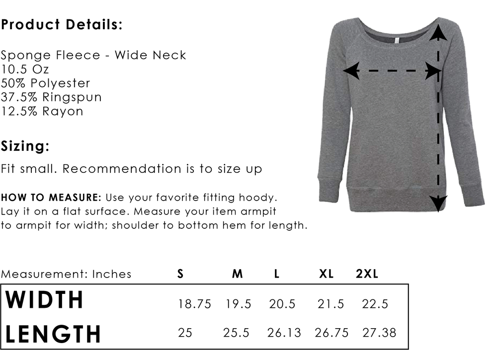 Image of Hockey Country - Ladies Sweater