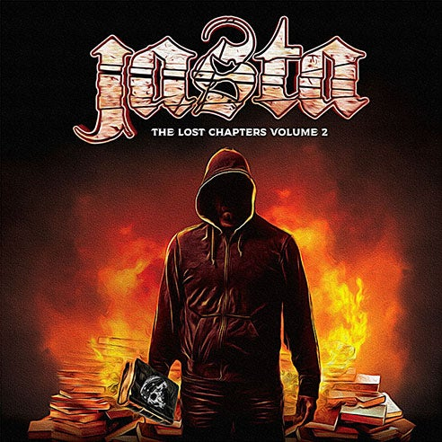 """Image of JASTA """"THE LOST CHAPTERS VOLUME 2"""" SPECIAL THANKS LIST PRE-ORDER"""