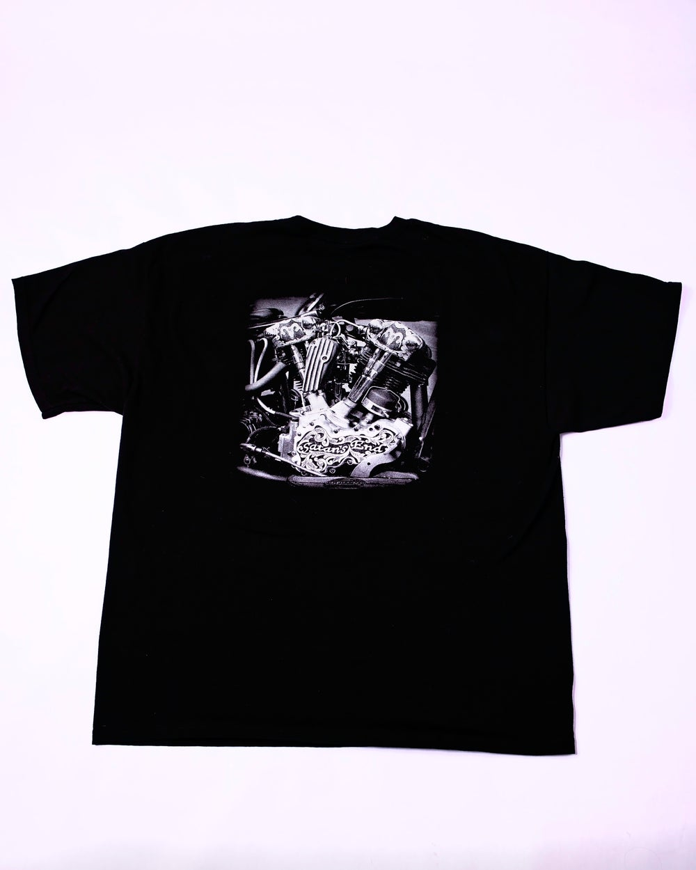 Image of Satan's End T-shirt MENS Sizes