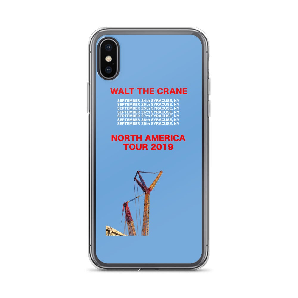 Image of WALT WORLD TOUR PHONE CASE