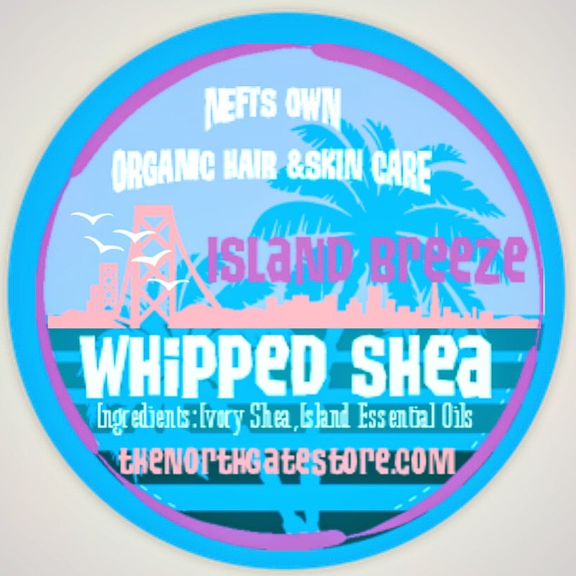 Image of Whipped Shea Butter 'island Breeze '