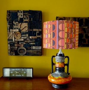 Image of Ruby Curve Lampshades