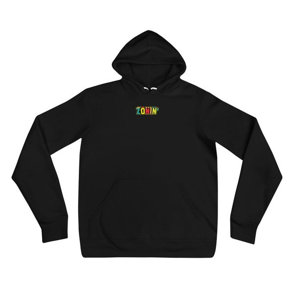 Image of Zonin' Big 3rd Eye Hoodie