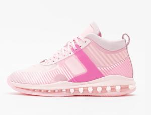 "Image of Nike LeBron x John Elliott Icon QS ""Tulip Pink"""
