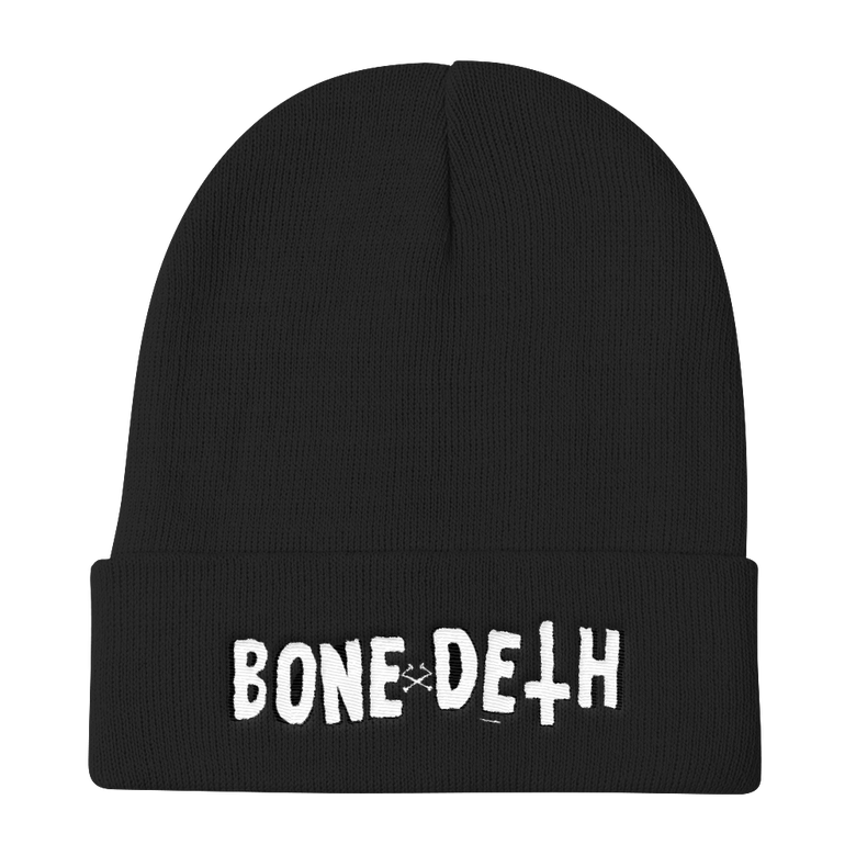 Image of Bone Deth Beanie - 4 options