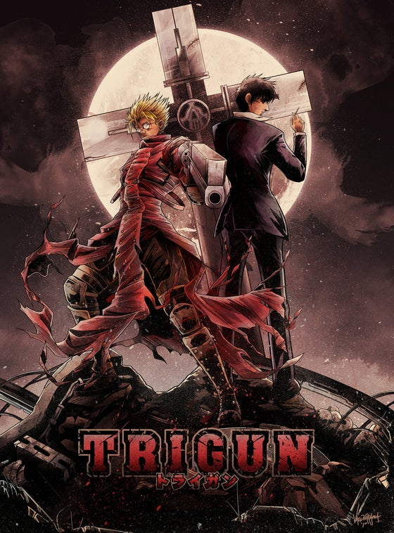 "Image of ""Trigun"" - inspired by Trigun"