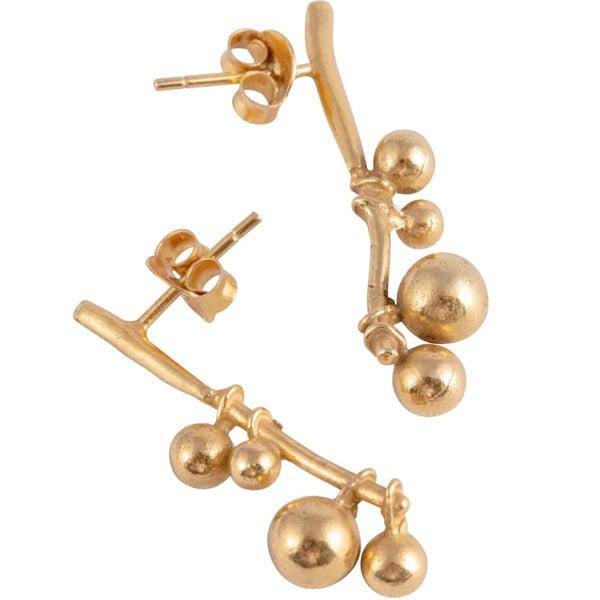 Image of Bobble earrings