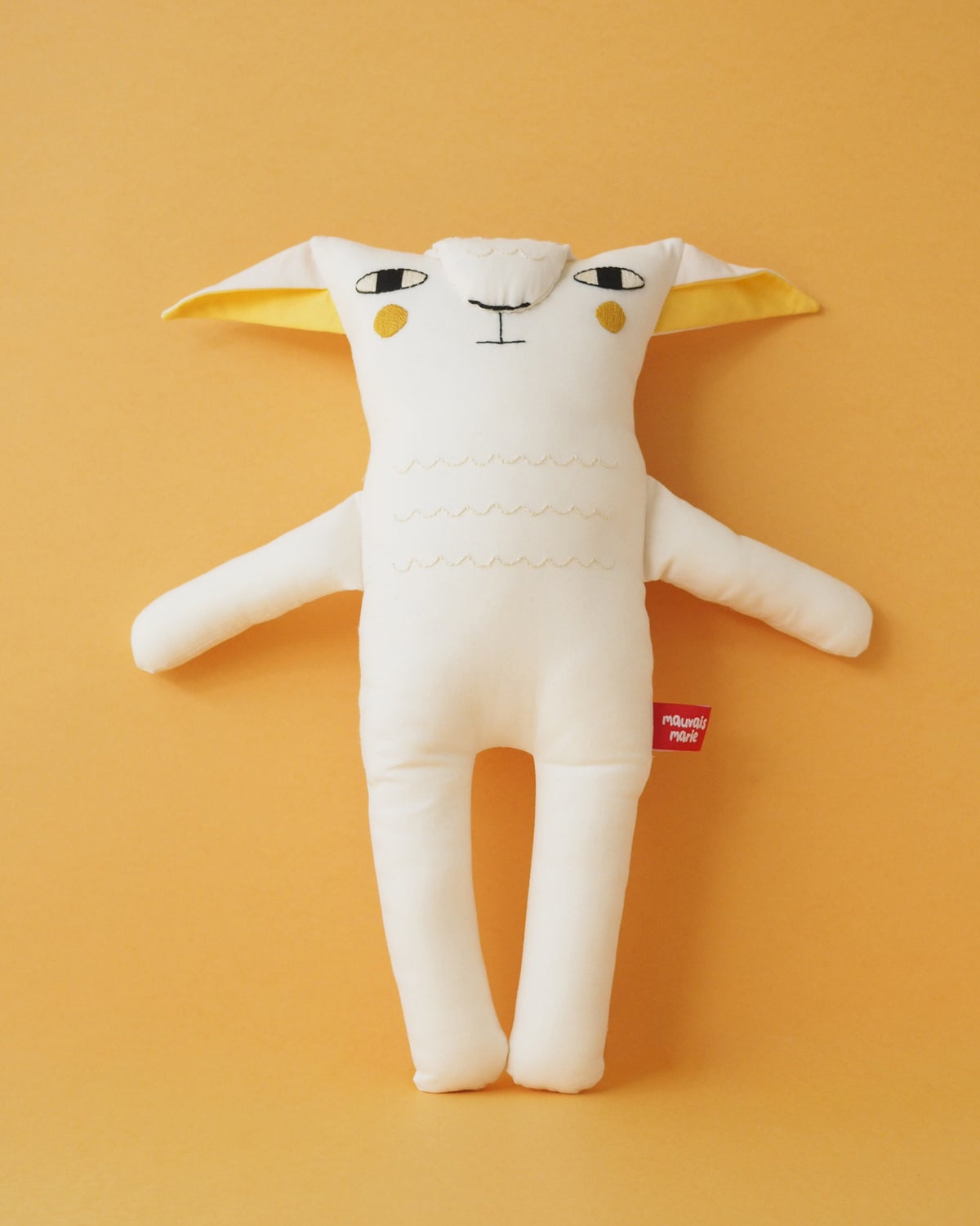 Image of Larry the Lamb