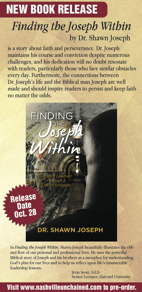 Image of Book - Finding The Joseph Within