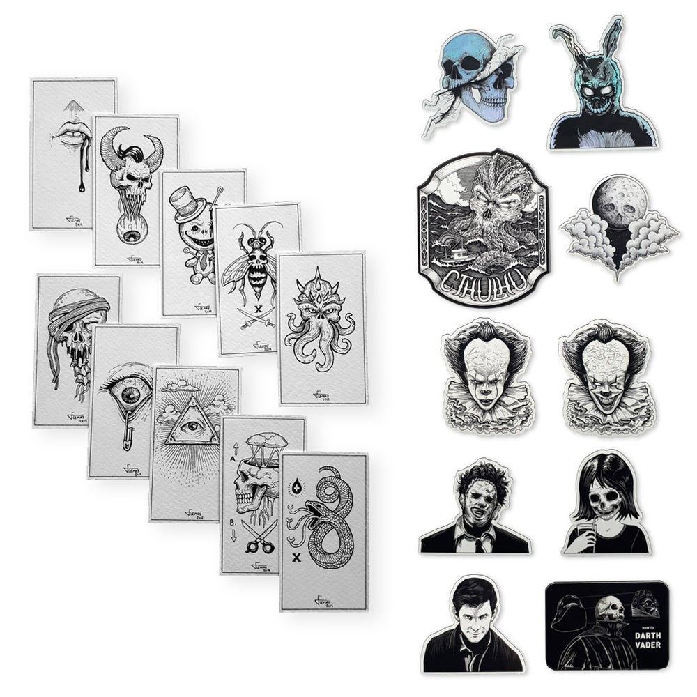 Image of Mini-Original + Sticker Pack