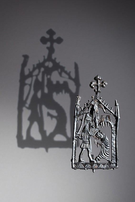 Image of Medieval Pilgrim Badge, c. 1300-1500