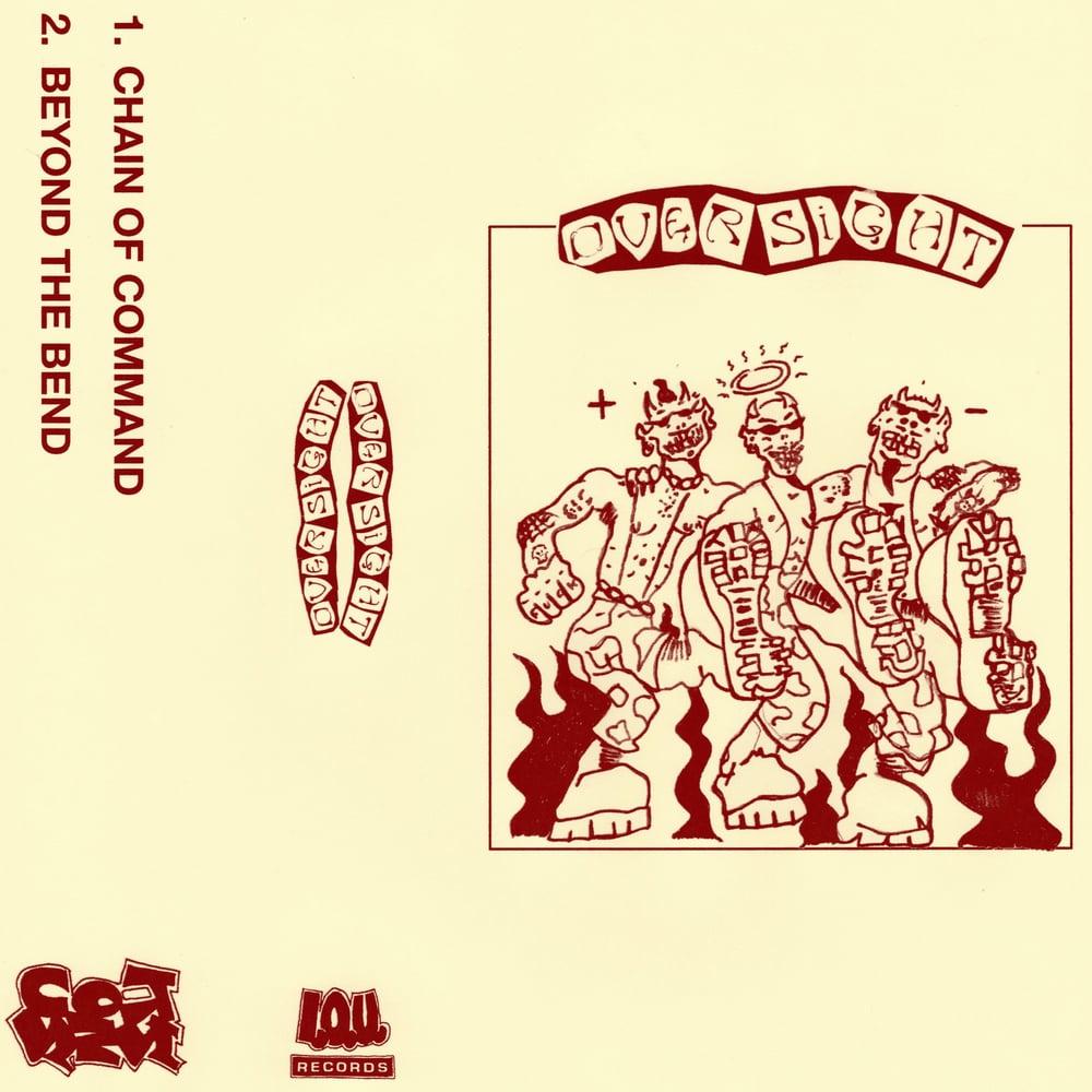 Image of IOU #21 - Oversight Promo Tape