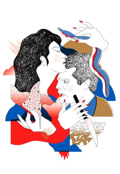 Image of Marcello, l'amore e il capitone
