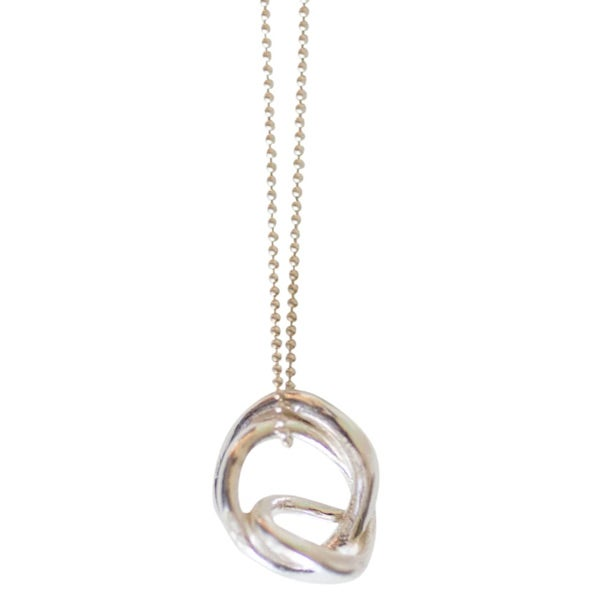 Image of Squiggle necklace