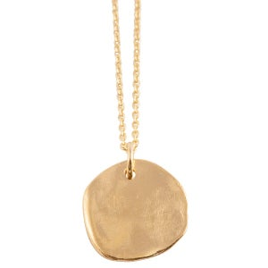Image of Ibiza medium pendant necklace