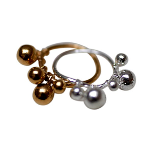 Image of Beatrice bobble ring
