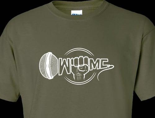 Image of WOMC Fist Tee