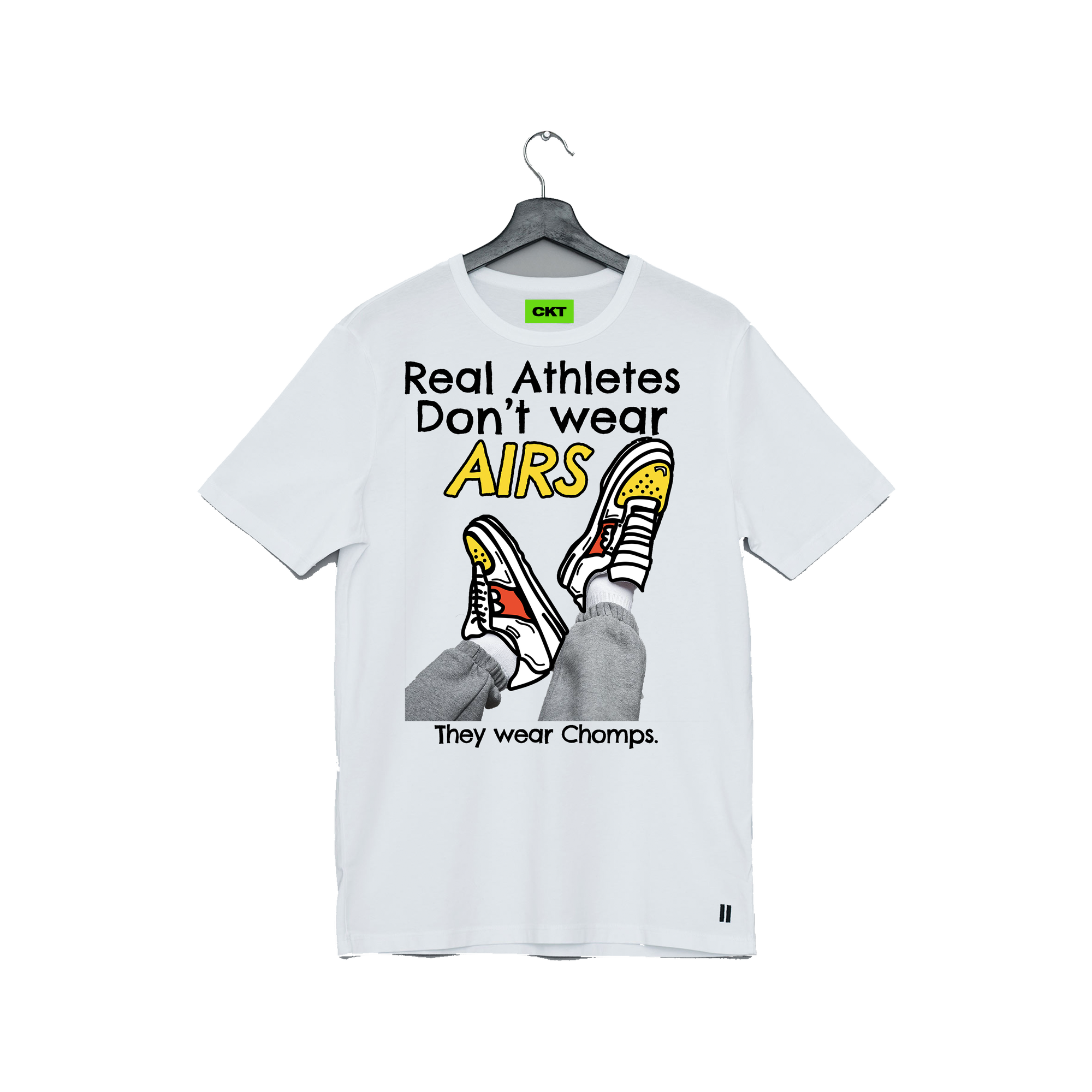 Image of REAL ATHLETES TEE