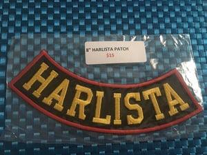 Image of Harlista Side Rocker